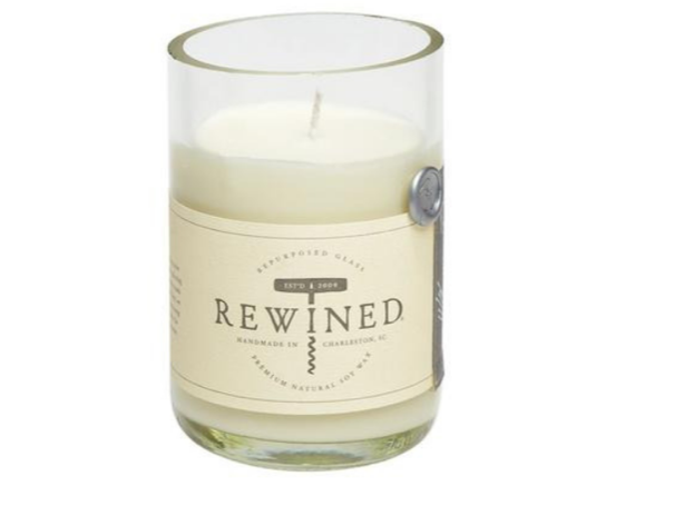 Rewined Candle - Rose