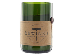 Rewined Candle - Pinot Noir ($+6)