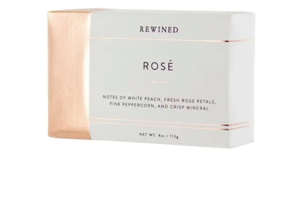 Rewined Rose' Bar Soap