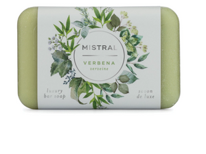 Mistral - Verbena Luxury Bar Soap