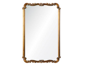 Elegant French Styled Gold Mirror