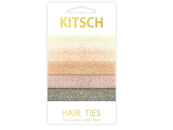 Kitsch Hair Ties - Prima Ballerina