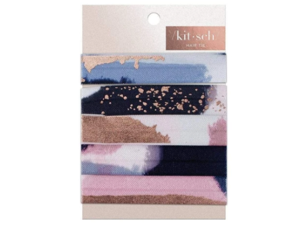 Kitsch Hair Ties - Paint Strokes