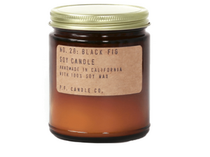 P.F. Candle Co. Soy Candle - Black Fig
