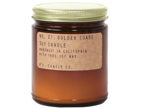 P.F. Candle Co. Soy Candle - Golden Coast
