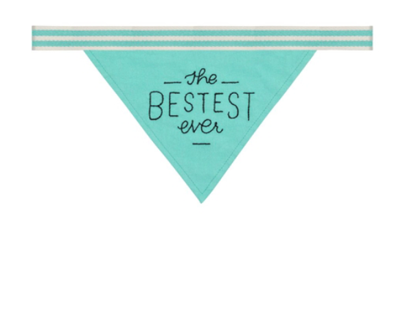 The Bestest Dog Ever Bandana - One Size