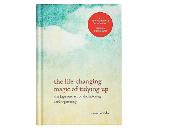 The Life-Changing Magic of Tidying Up by Maie Kondo