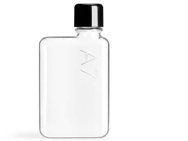 A7 Memobottle Flask - BPA Free