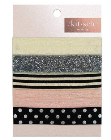 Kitsch Hair Ties - Bonbon