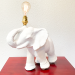 Majestic Elephant Lamp