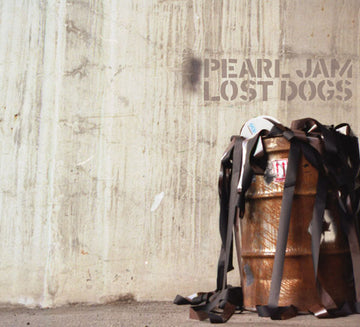 PEARL JAM - LOST DOGS (RARITIES) - CD Used