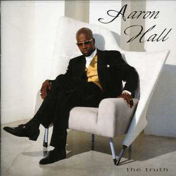 AARON HALL - TRUTH, THE - CD New