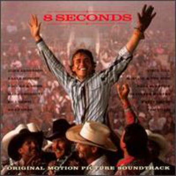 8 SECONDS / O.S.T. - 8 SECONDS / O.S.T. - CD New