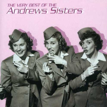ANDREWS SISTERS - VERY BEST OF THE ANDREWS SISTERS (CD)