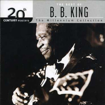 B.B. KING - 20TH CENTURY MASTERS: COLLECTION - CD New