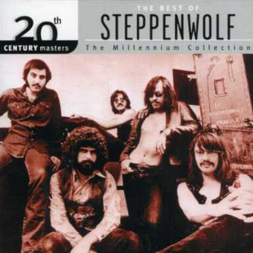 STEPPENWOLF - 20th CENTURY MASTERS BEST OF STEPPENWOLF (CD) - CD New