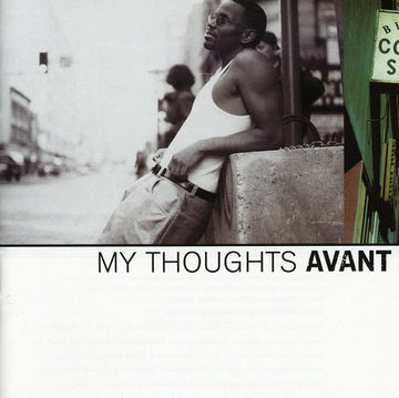 AVANT - MY THOUGHTS - CD New