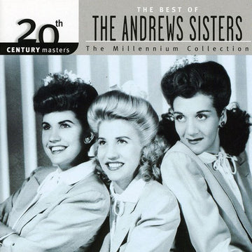 ANDREW SISTERS - 20TH CENTURY MASTERS - CD New