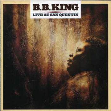 B.B. KING - LIVE AT SAN QUENTIN - CD New