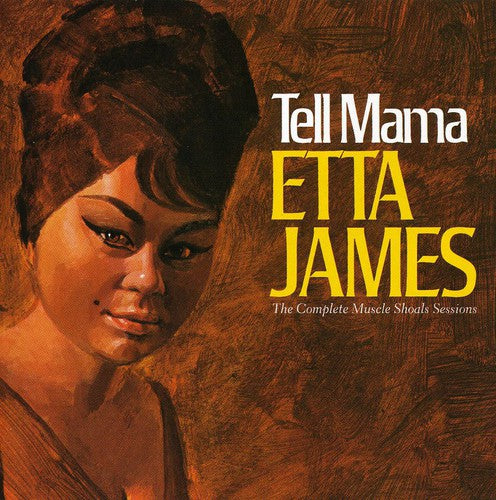 ETTA JAMES - TELL MAMA-COMPLETE MUSCLE SHOALS SE - CD New