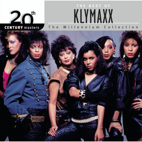 KLYMAXX - 20TH CENTURY MASTERS: MILLENNIUM COLLECT - CD New