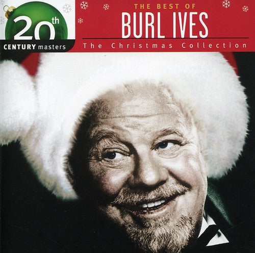 BURL IVES - CHRISTMAS COLLECTION: 20TH CENTURY MASTERS - CD New