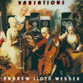ANDREW LLOYD WEBBER - VARIATIONS - CD New