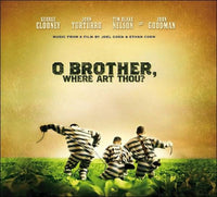 SOUNDTRACK - O BROTHER WHERE ART THOU (CD)