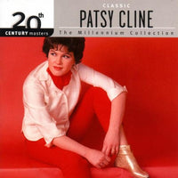 PATSY CLINE - MILLENNIUM COLLECTION - CD New