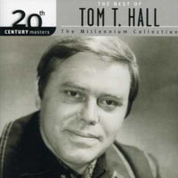 TOM T. HALL - MILLENNIUM COLLECTION - CD New