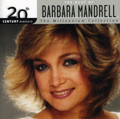 BARBARA MANDRELL - 20TH CENTURY MASTERS: MILLENIUM COLLECTION - CD New