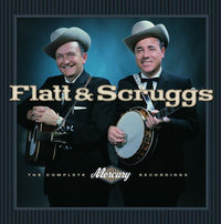 FLATT & SCRUGGS - COMPLETE MERCURY RECORDINGS - CD New