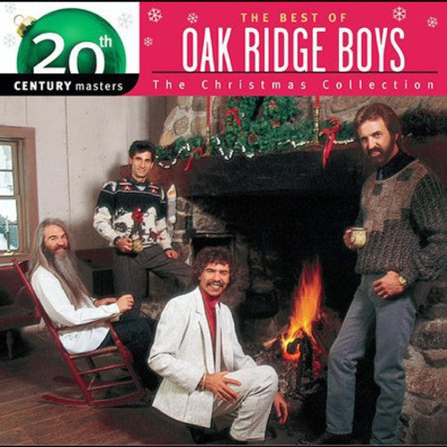 OAK RIDGE BOYS - CHRISTMAS COLLECTION: 20TH CENTURY MASTE - CD New