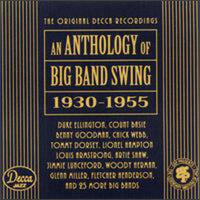 VARIOUS - ANTHOLOGY BIG BAND SWING'30-55 - CD New