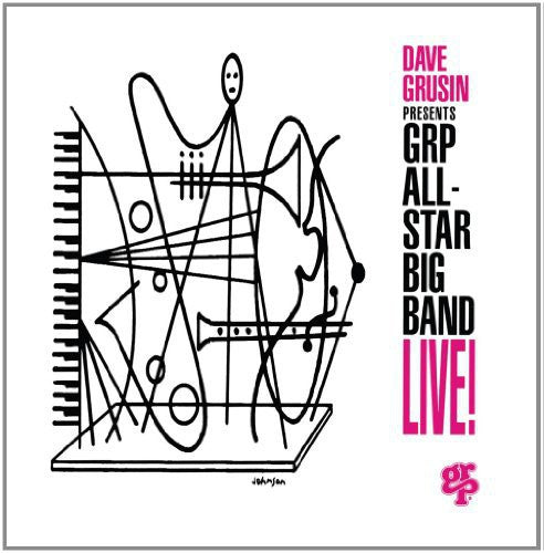GRP ALL STAR BIG BAND - LIVE!