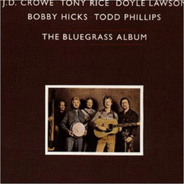 BLUEGRASS ALBUM / VARIOUS - BLUEGRASS ALBUM / VARIOUS - CD New