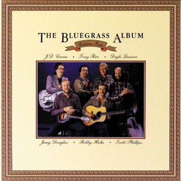 BLUEGRASS ALBUM 4 / VARIOUS - BLUEGRASS ALBUM 4 / VARIOUS - CD New