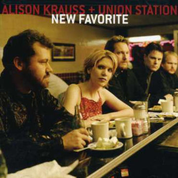 ALISON / UNION STATION KRAUSS - NEW FAVORITE - CD New