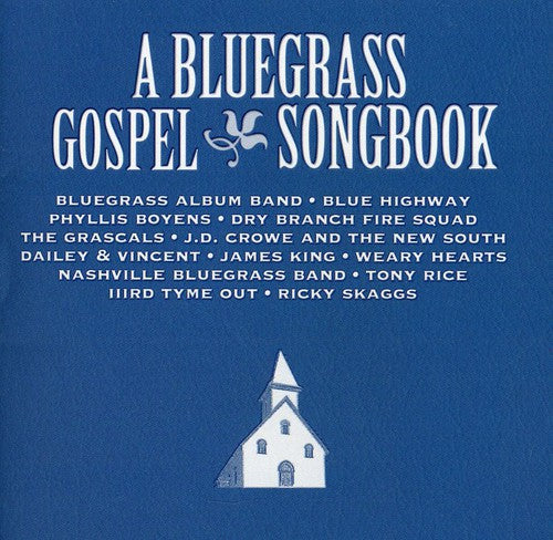 VARIOUS - BLUEGRASS GOSPEL - CD New