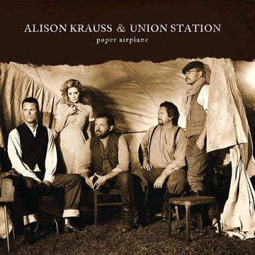 ALISON & UNION STATION KRAUSS - PAPER AIRPLANE - CD New