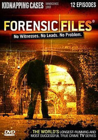 MOVIE DVD - FORENSIC FILES: KIDNAPPING CASES DVD