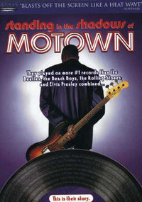 MOVIE DVD - Standing In Shadows Of Motown - Soul/R & (DVD)