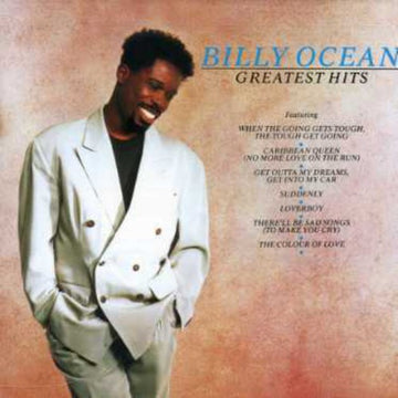 BILLY OCEAN - GREATEST HITS - CD New