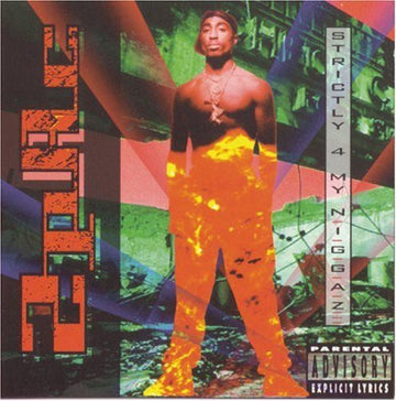 2PAC - STRICTLY 4 MY NIGGAZ - CD New