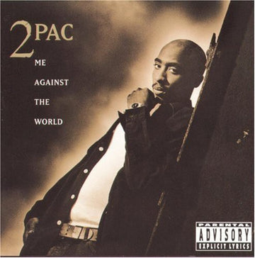 2PAC - ME AGAINST THE WORLD - CD New