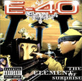 E-40 - ELEMENT OF SURPRISE - CD New