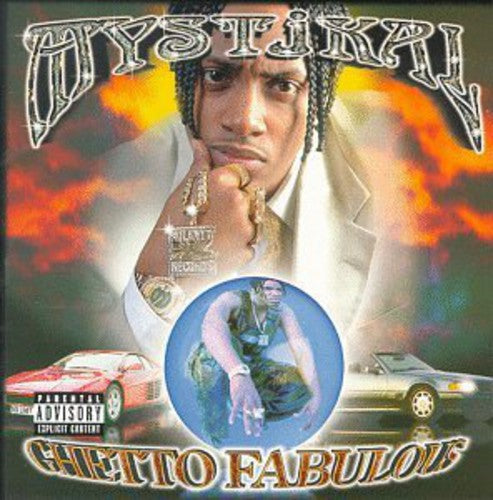 MYSTIKAL - GHETTO FABULOUS - CD New