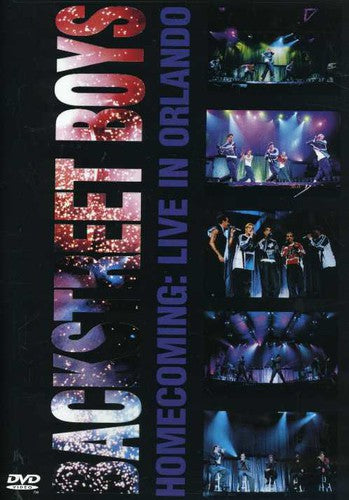 BACKSTREET BOYS - HOMECOMING: LIVE IN ORLANDO - Video DVD