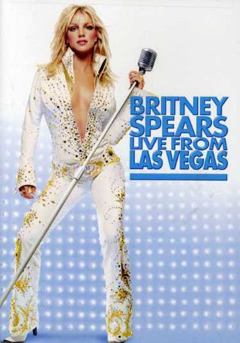 BRITNEY SPEARS - LIVE FROM LAS VEGAS - Video DVD