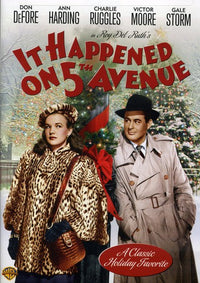 IT HAPPENED ON 5TH AVENUE - IT HAPPENED ON 5TH AVENUE (DVD) - Video DVD